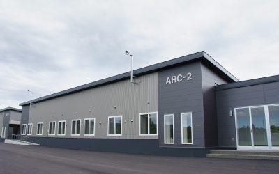 ARC-2には16の部屋があり、長期の研究時に滞在する事が出来ます。